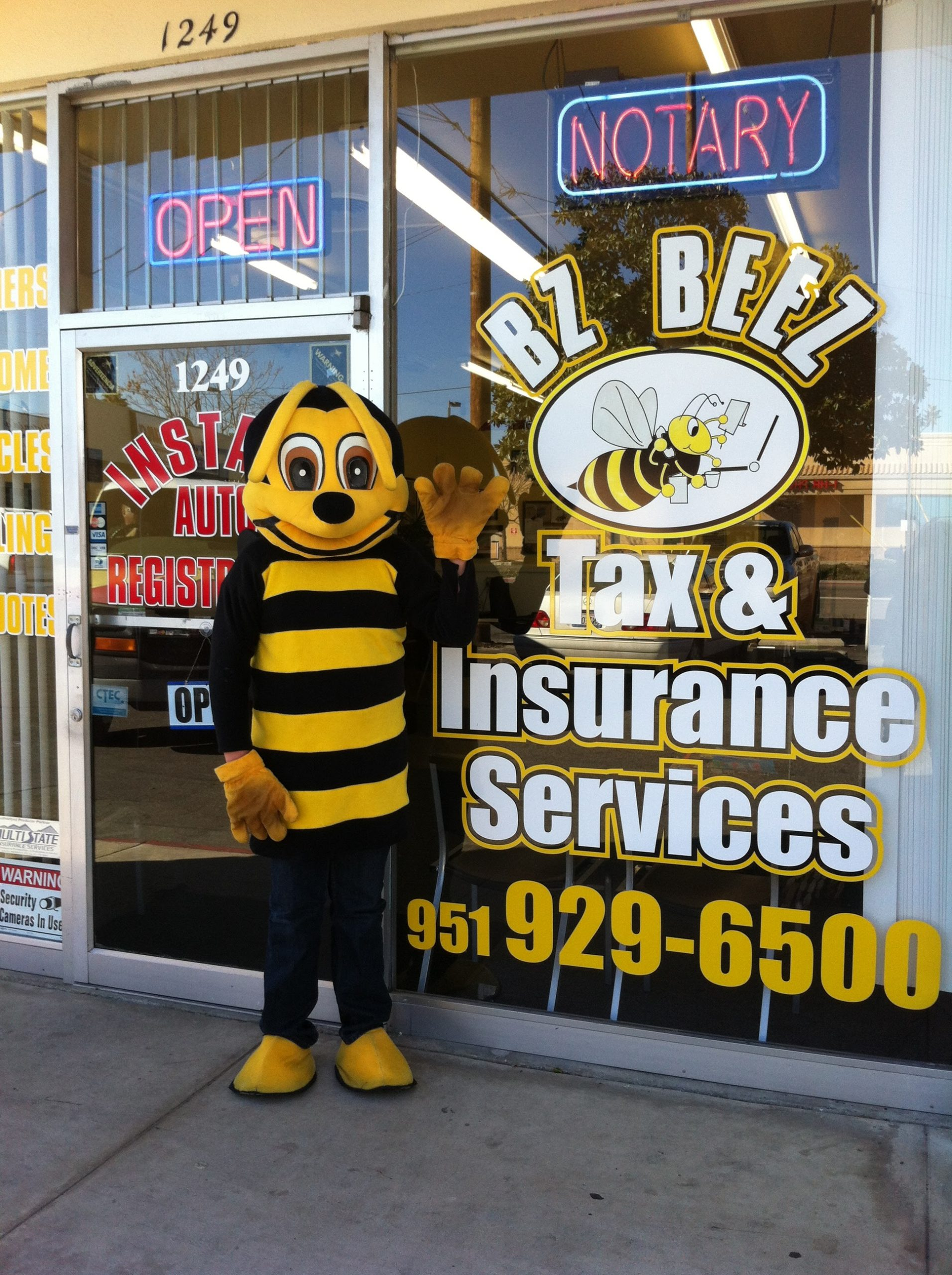 About BZ Beez Tax & Insurance Services